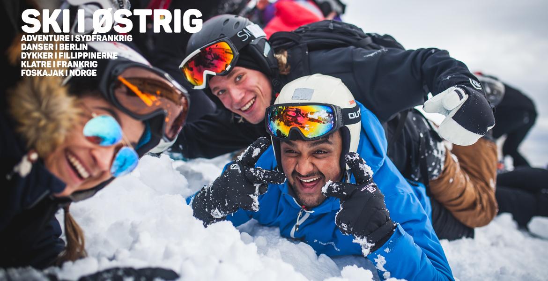 Ski i %c3%98strig med idr%c3%a6tsh%c3%b8jskolen viborg