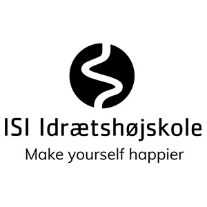 Isi hojsk logo sort make yourself happier